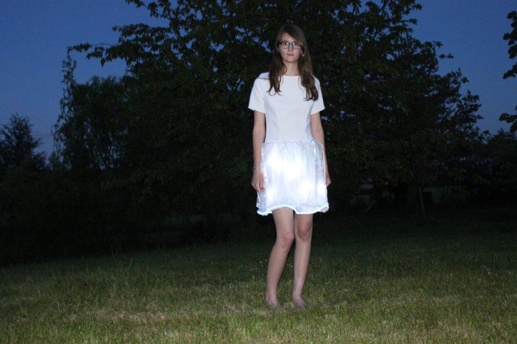 Robe lumineuse